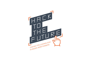 Logo: Hack to the Future