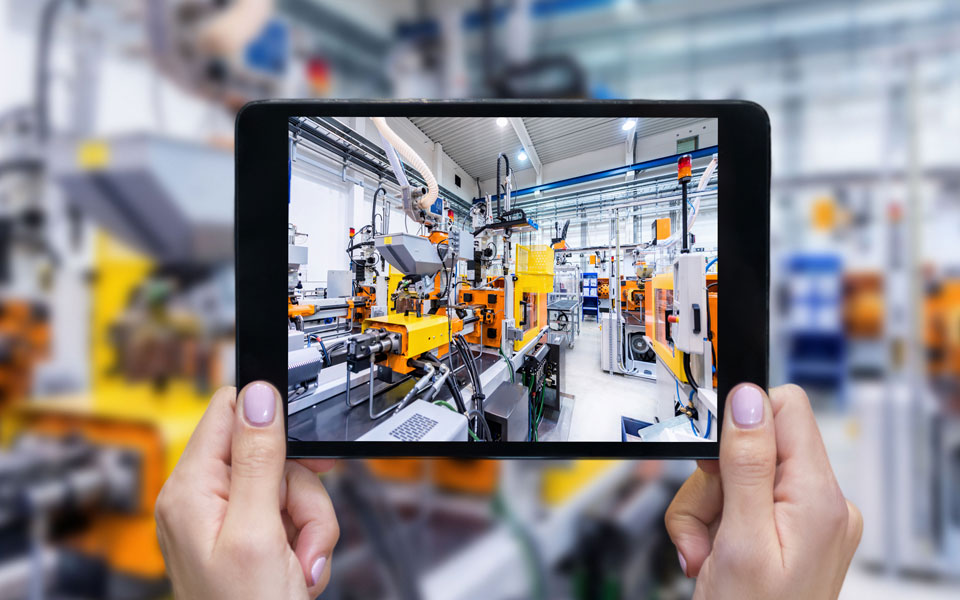 Industrie 4.0 und das Internet of Things