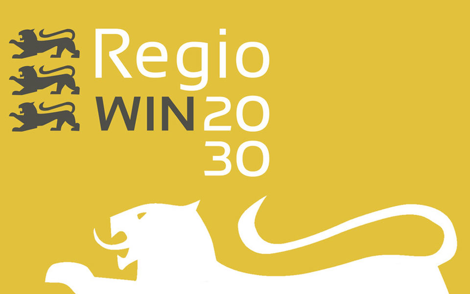 Logo der Initiative RegioWIN 2030.
